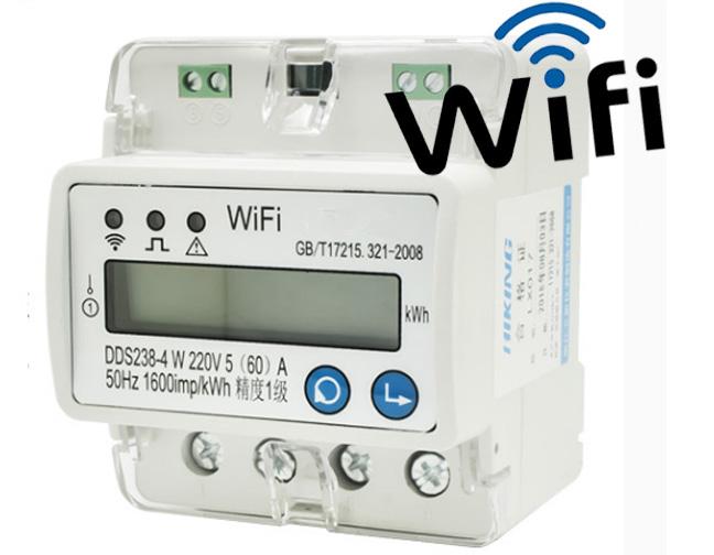 счетчик электроэнергии с wifi
