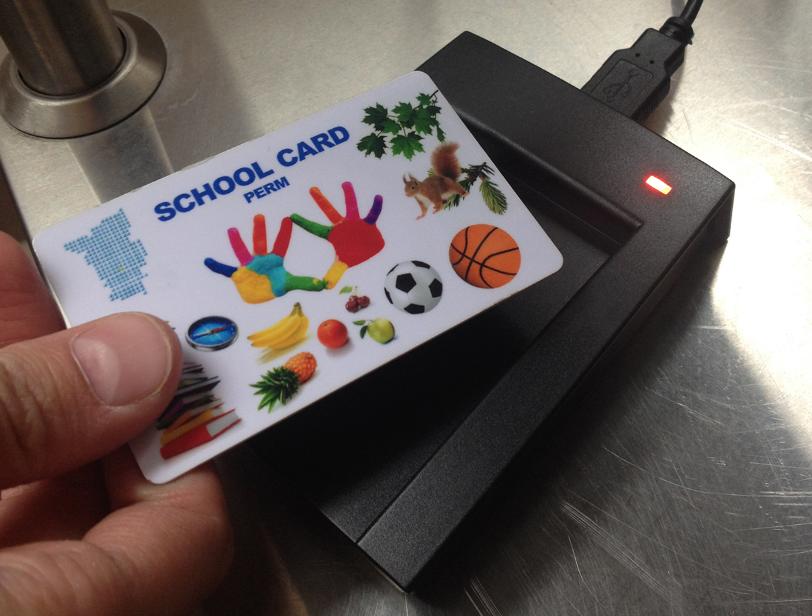 карточка питания школьника